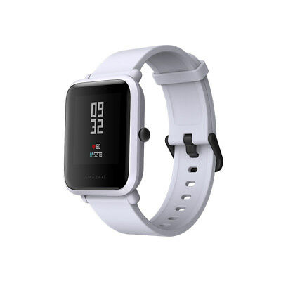 Reloj inteligente Xiaomi Amazfit Bip huami BLANCA PULSERA INTELIGENTE envio 24h