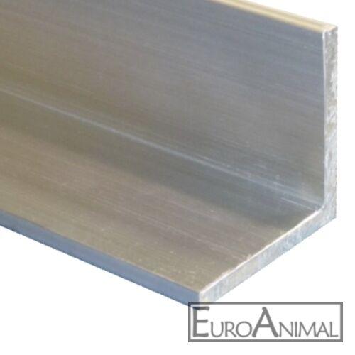 Aluminium Winkel 60x60x4 Alu Profil L-Profil Winkelprofil 500mm bis 3x2000mm