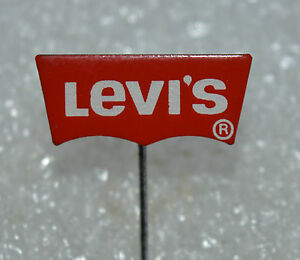 Levi S Levi Strauss Levis Jeans Advertising Red Tab Logo
