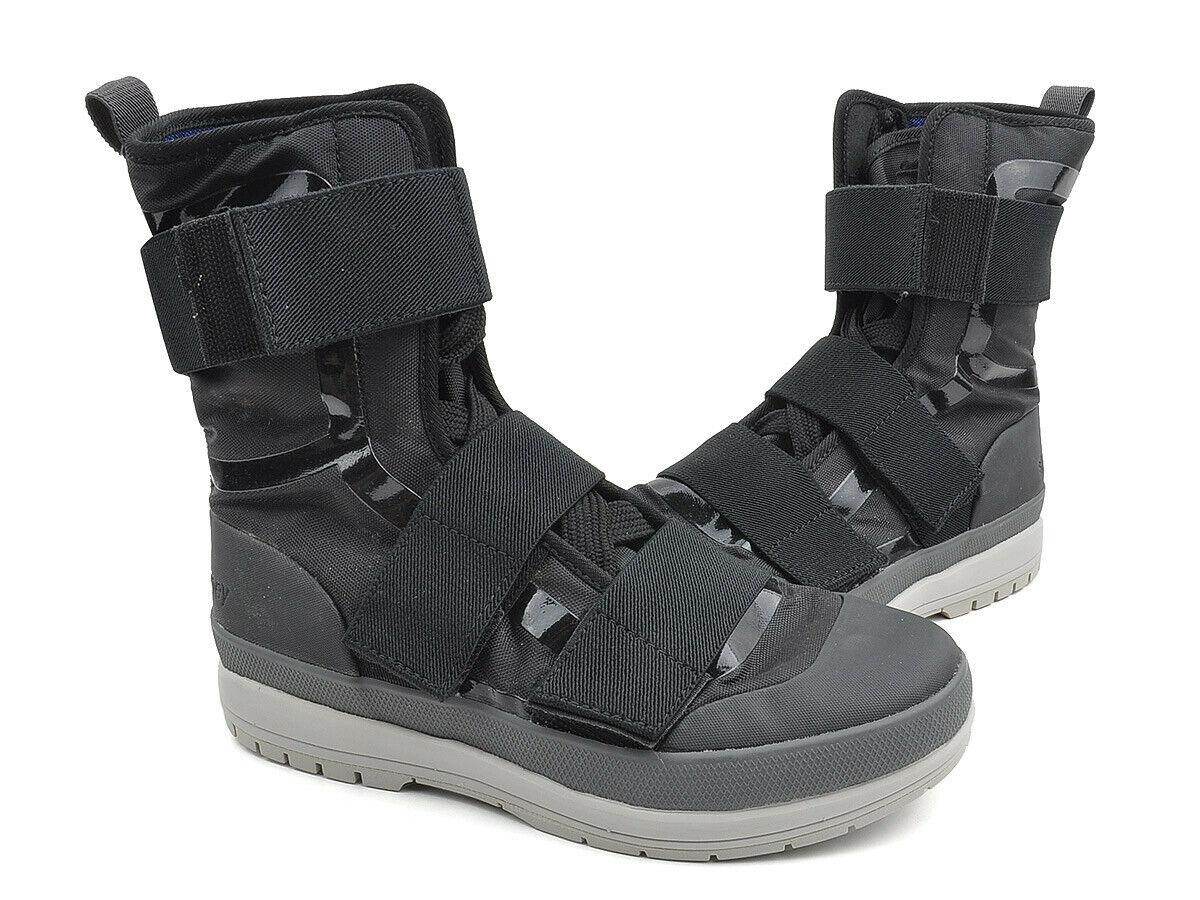 Adidas Boot Stella Mc Cartney Stiefel Neu black Gr 36 2 3 klett ortholite
