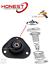 thumbnail 1 - Para Toyota Avensis 03-08 Delantero Montaje de Cazoleta Superior Amortiguador
