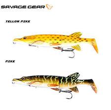 Savage Gear 3D Hybrid Pike SS Yellow Pike 17cm 45g Hecht Zander Barsch Wels