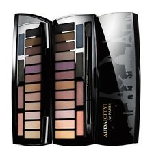 NIB Lancome AUDACITY IN PARIS 16 Eyeshadows 1 Palette + Dual Ended Brush RP$69