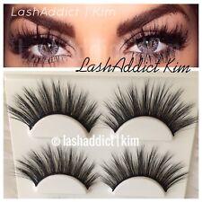 f3fb1812562 3 Pairs Mink Lashes Eyelashes Fur Make up Wispie Eyelash Extension US SELLER