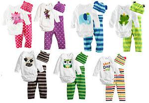Baby Girls Boys Birthday Costume Jumpsuit Infant PJ Cute Romper size 00 0 1 SALE