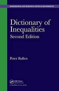 Dictionary-of-Inequalities-Second-Edition-by-Bullen-Peter-S-Hardback-book-2