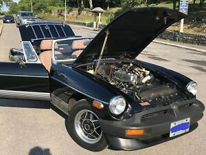 1980 MG MGB Limited Edition