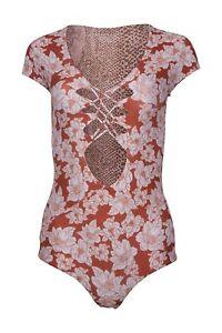 fb4046daac Image is loading acacia-swimwear-veracruz-one-piece-in-rust-magnolia-