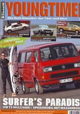 Youngtimer 2/07 VW Bus T3 / Mercedes Benz 350 SLC 107/Lotus Esprit/Capri 2600 RS