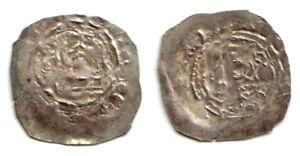 (2701) Regensburg, Pfennig, Heinrich X. Der Stolze. Emmerig 39.......
