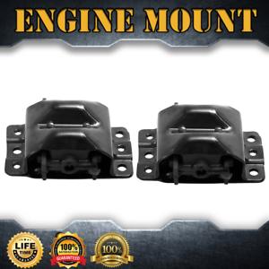Engine Motor/& Trans Mount Set 2PCS For 1972-1981 CHEVROLET CAMARO 5.7L 350cid