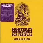Monterey Pop Festival (4CD Box) von Various Artists (2013)