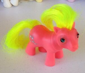 My-Little-Pony-Shady-Baby-Beddy-Bye-Eye-Pony-Figure-G1-MLP-Vintage-1986-Hasbro