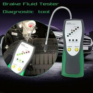 Details About Car Vehicle Auto Automotive Diagnostic Tool For Dot3 4 5 Led Brake Fluid Tester