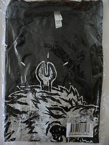 T-Shirt-homme-The-Crew-Wolf-taille-L-noir-NEUF-sous-blister
