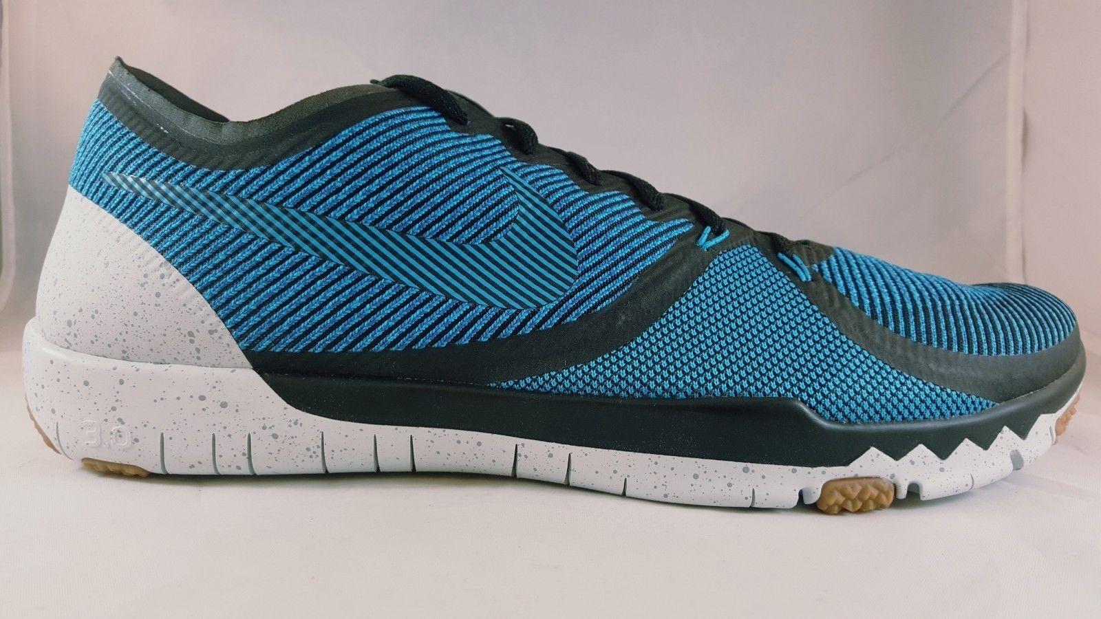 Nike free trainer 3.0 (männer - cross - trainer schuh 749361 044 größe 15.