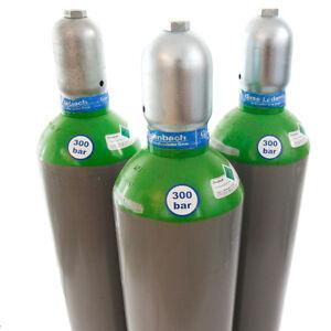 Pressluftflasche-50-Liter-300-bar-Druckluft-in-Speicher-Atemluftkompressor
