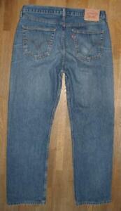 """ECHT STARK: LEVI`S 751 Herren- JEANS / LEVIS Blue-Jeans in blau W36"""" /L32"""""""