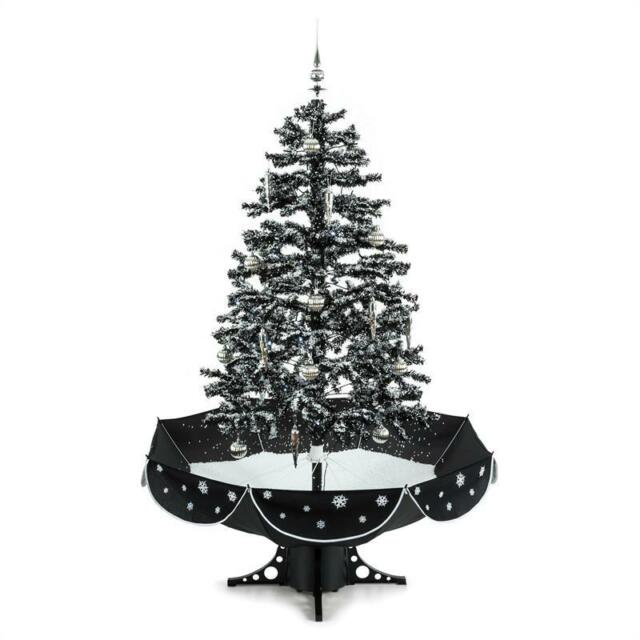 Snowing Christmas Tree.Snowing Christmas Tree Party Home Decoration 180 Cm Led Music Advent Candels 60