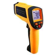 501 Digital Laser Thermometer Infrared Pyrometer 181350c 042462f Temp