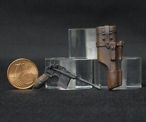 LOTE HEBILLAS ALEMANAS WW2 ESCALA 1/10 MARCA AMMODEL RESIN MODEL KIT UNBUILT Figuras de acción Militar y aventuras
