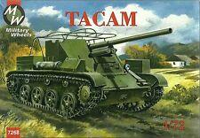 Military Wheels 1/72 TACAM R-2 Self Propelled Gun
