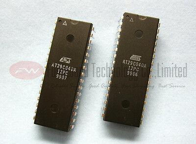 ATMEL AT28C256-15PC AT28C256 32K x 8 EEPROM PDIP28 x 10pcs