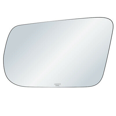 New Replacement Driver Side Mirror Heated Glass W Backing For Compatible With 2004-2015 Nissan Titan Sold By Rugged TUFF