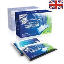 28 Advanced Teeth Whitening Professional White Strips Tooth Bleaching Kit