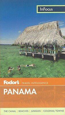 Fodor's In Focus Panama *IN STOCK IN MELBOURNE - NEW*