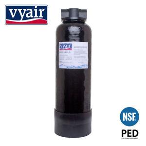 Vyair 0618 (7.0 litre) Vessel Di Resin (vide) John Guest 1/4   Vyair 0618 (7.0 Litre) Di Resin Vessel (empty) John Guest 1/4