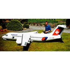 Bauplan Avro RJ 100 Jumbolino Modellbau Modellbauplan