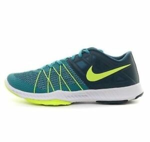 Nike-Zoom-train-incroyablement-rapide-Rio-Green-Volt-84480-300-UK-8-8-5-9-5-10