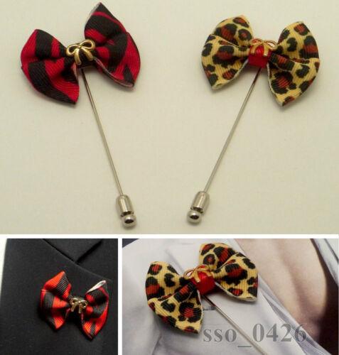 Unique Handmade Corsage Wedding Groom Ribbon Boutonniere For Men/'s Accessory