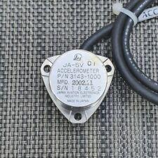JAE Ja-5v 3143 1000 Accelerometer Sensor (new) for sale