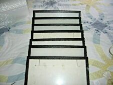 Display Case Shadow Box Black 7 12 X 8 X 34 Very Good Save Now 60 Off