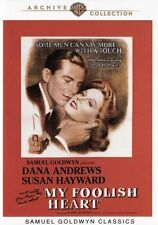 MY FOOLISH HEART (1949 Dana Andrews) Region Free DVD - Sealed