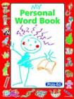 My Personal Word Book by Prim-Ed Publishing (Paperback, 2002)