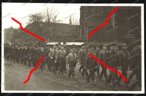 Foto-AK-Stuttgart-Innenstadt-1.Mai-1938-Städte-Politik-Architektur-Militär-2