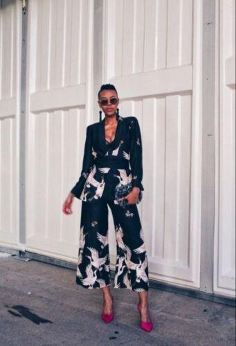 Zara Imprim Femme Femme Pantalon Pantalon Zara Femme Imprim Zara wXdfUFUx