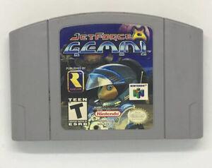Jet-Force-Gemini-Nintendo-64-N64-Authentic-OEM-Video-Game-Cart-Shooter