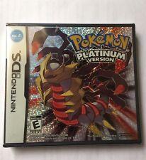 Pokemon Platinum Version (Nintendo DS 2009) Sealed
