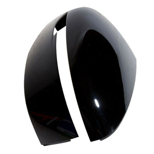 0330 1443 Left Passenger Side NS Wing Mirror Cover Black Primed Spare By Macht