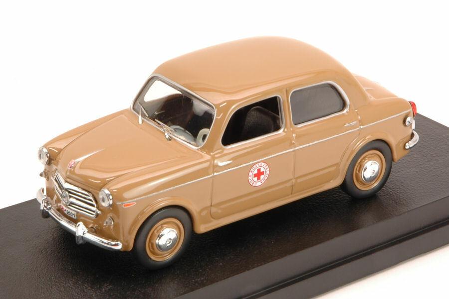 Fiat 1100103 croce rossa italiana 1956 1 43 ambulanze scala rio