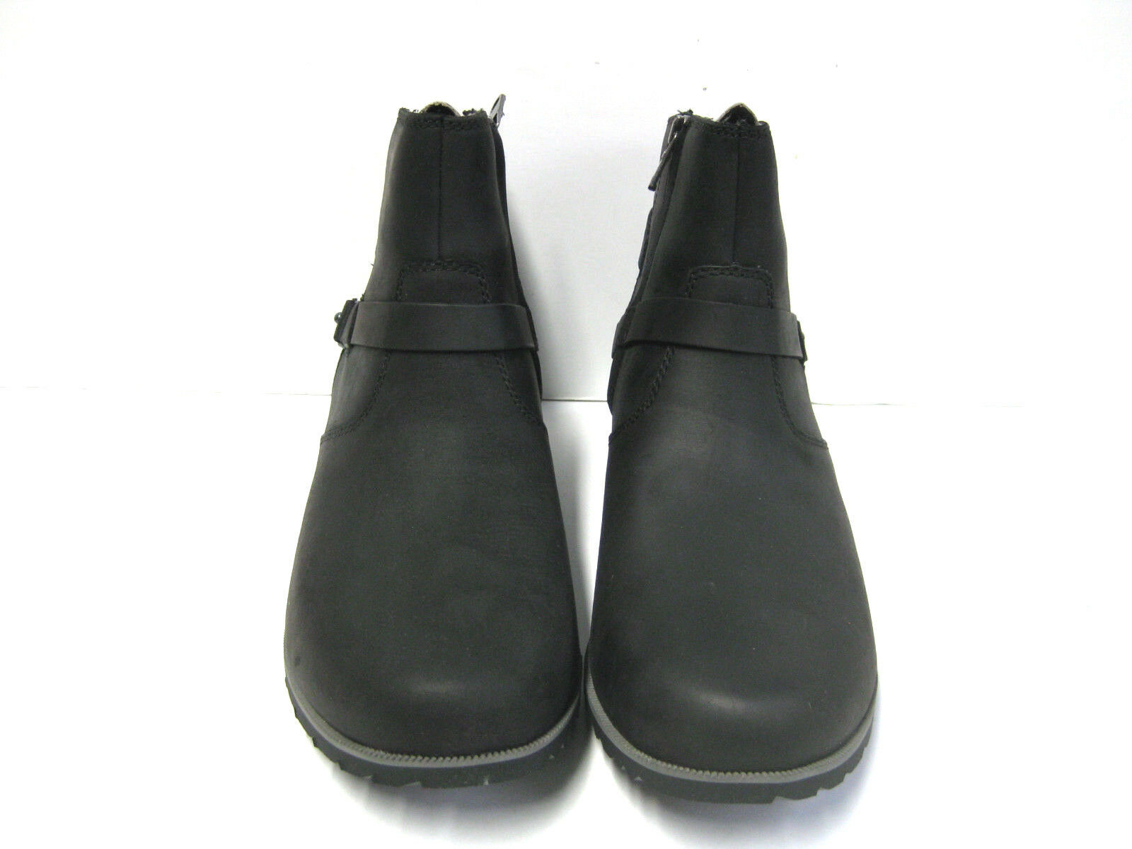 TEVA DE LA VINA VINA VINA damen ANKEL Stiefel SUEDE schwarz  US 7  UK 5  EU 38 6c04f5