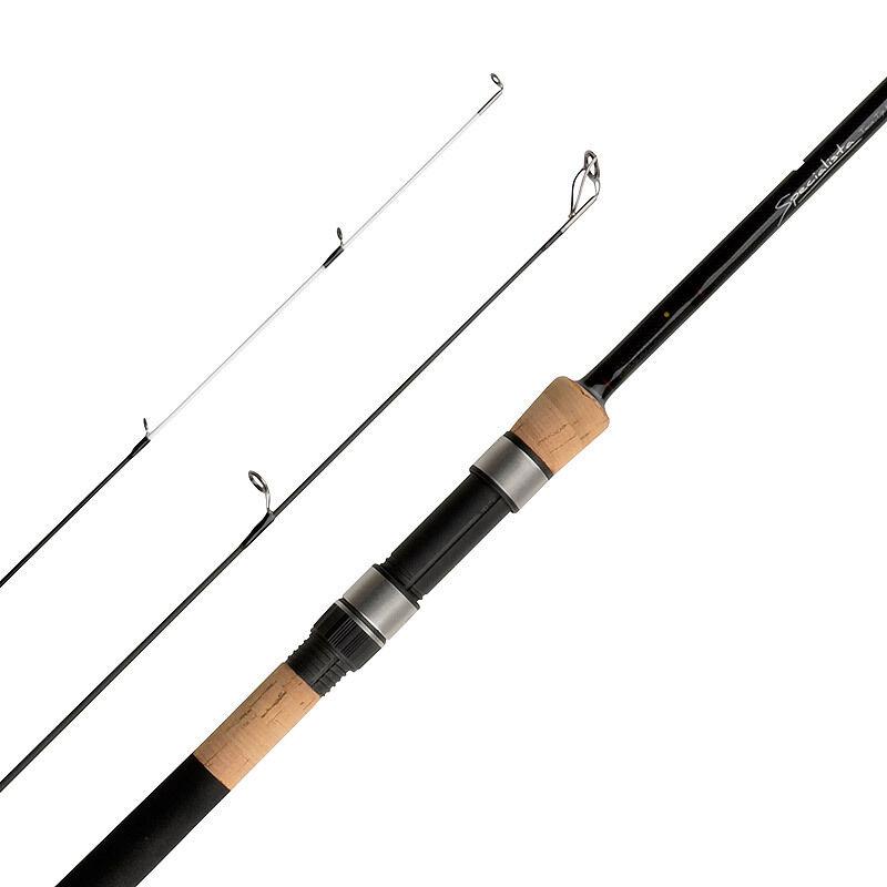 ProLogic nuovo grossolana Pesca specialeeista 12ft Twin Tip 2lb barbo asta