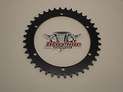 Primary Drive Rear Steel Sprocket 42 Tooth for Yamaha RAPTOR 660 2001-2005