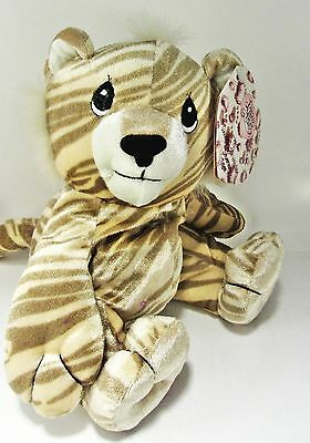 "Beanbag Plush Precious Moments Walk on The Wild Side COUGAR NWT 10/"" long"