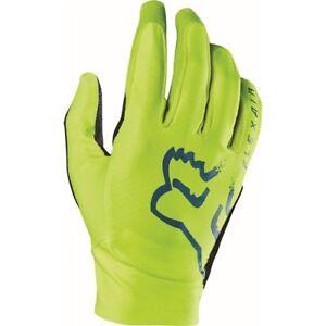 2017 Fox Flexair Gloves Flo Yellow MX Motocross Off-road MTB DH ... 284f2a8ff