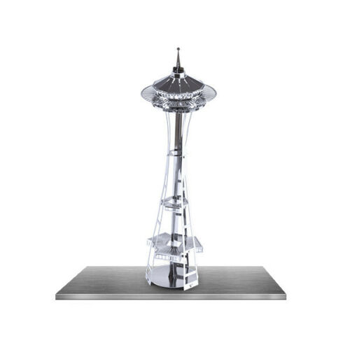 MetalEarth - 3D Puzzle Space Needle Seattle USA